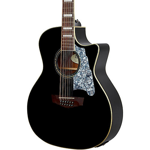 Premier CS Series Fulton Grand Auditorium 12-String Acoustic-Electric Guitar