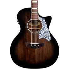 D'Angelico Premier CS Series Fulton Grand Auditorium 12-String Acoustic-Electric Guitar
