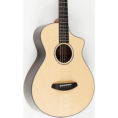 Breedlove Premier Concertina CE Adirondack-EI Rosewood Acoustic-Electric Guitar Natural
