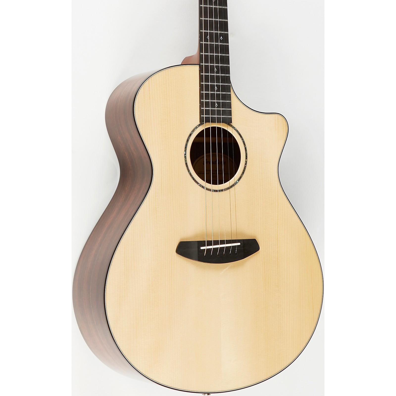 Breedlove Premier Concerto CE Adirondack-East Indian Rosewood Acoustic-Electric Guitar