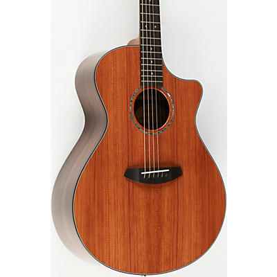 Breedlove Premier Concerto CE Redwood-East Indian Rosewood Acoustic-Electric Guitar