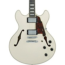 Premier DC Semi-Hollow Electric Guitar with Stopbar Tailpiece Champagne
