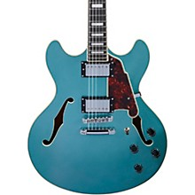Open Box D'Angelico Premier DC Semi-Hollow Electric Guitar with Stopbar Tailpiece