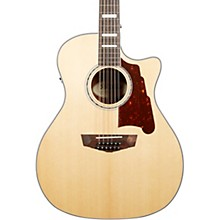 Premier Fulton Grand Auditorium 12-String Acoustic-Electric Guitar Natural