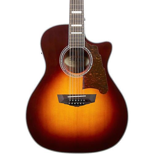 D'Angelico Premier Fulton Grand Auditorium 12-String Acoustic-Electric Guitar