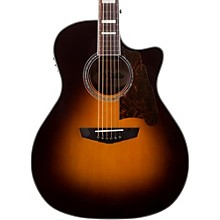 Open BoxD'Angelico Premier Gramercy Acoustic-Electric Guitar