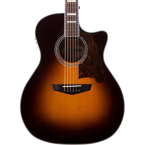 D'Angelico Premier Gramercy Acoustic-Electric Guitar