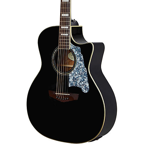 D'Angelico Premier Gramercy Grand Auditorium Acoustic-Electric Guitar