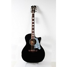 Open Box D'Angelico Premier Series Gramercy CS Grand Auditorium Acoustic-Electric Guitar