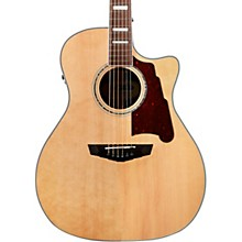 Premier Gramercy Grand Auditorium Acoustic-Electric Guitar Natural