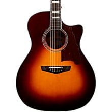 Premier Gramercy Grand Auditorium Acoustic-Electric Guitar Vintage Sunburst