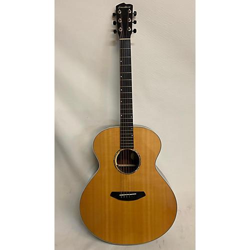 Breedlove Premier Jumbo Acoustic Electric Guitar Natural