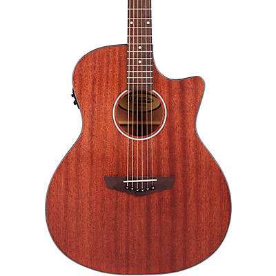 D'Angelico Premier LS Series Gramercy Cutaway Grand Auditorium Acoustic-Electric Guitar