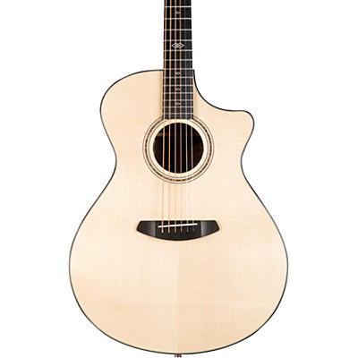 Breedlove Premier Limited Adirondack-East Indian Rosewood Concerto CE Acoustic-Electric Guitar