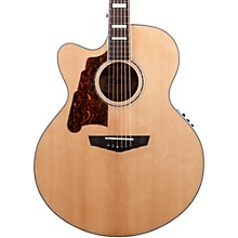 D'Angelico Premier Madison Left Handed Acoustic-Electric Guitar