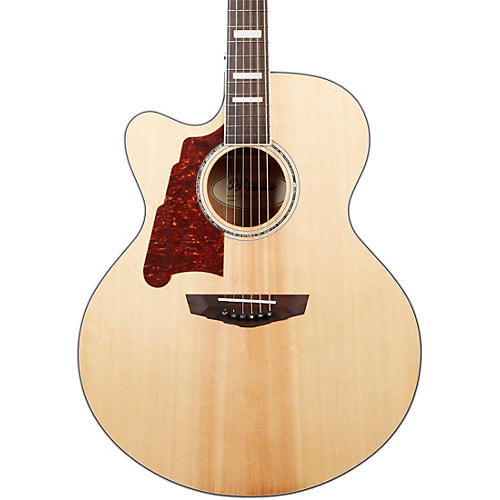 D'Angelico Premier Madison Left-Handed Jumbo Acoustic-Electric Guitar