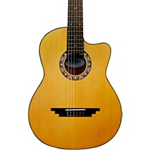 D'Angelico Premier Malta Crossover Classical Acoustic Guitar
