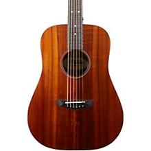 D'Angelico Premier Niagara Koa Mini Dreadnought Acoustic-Electric Guitar