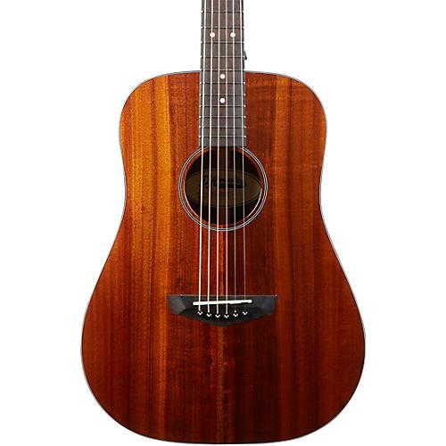 D'Angelico Premier Niagara Koa Mini Dreadnought Acoustic Guitar