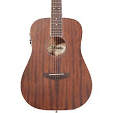 Open Box D'Angelico Premier Niagara Mahogany Mini Dreadnought Acoustic-Electric Guitar