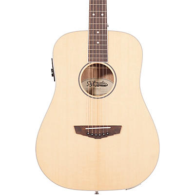 D'Angelico Premier Niagara Mini Dreadnought Acoustic-Electric Guitar