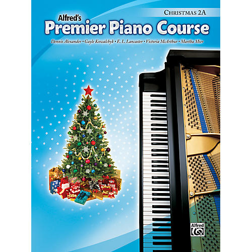 Alfred Premier Piano Course Christmas Book 2A