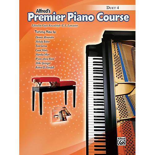 Alfred Premier Piano Course, Duet Book 4