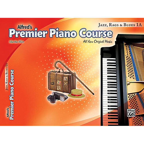 Alfred Premier Piano Course: Jazz, Rags & Blues Book 1A