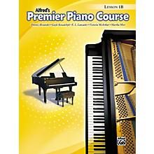 Alfred Premier Piano Course Lesson Book 1B
