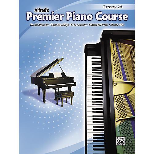 Alfred Premier Piano Course Lesson Book 2A