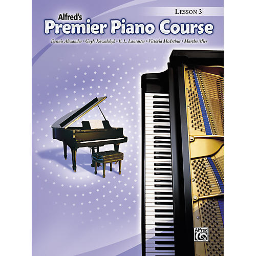 Alfred Premier Piano Course Lesson Book 3