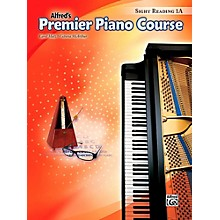 Alfred Premier Piano Course Sight Reading Level 1A Book