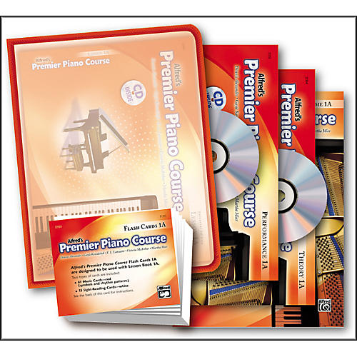Alfred Premier Piano Course Success Kit Level 1A