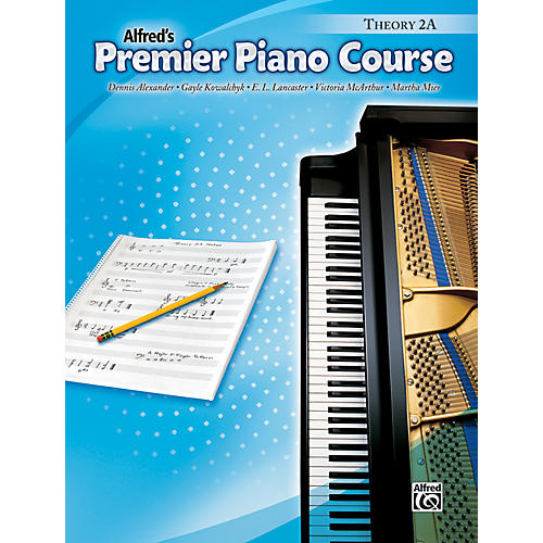 Alfred Premier Piano Course Theory Book 2A