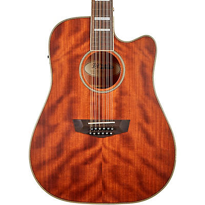 D'Angelico Premier Riverside Dreadnaught 12-String Acoustic-Electric Guitar