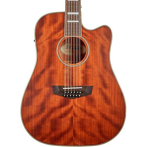 D'Angelico Premier Riverside Dreadnaught 12-String Acoustic-Electric Guitar