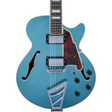 D'Angelico Premier SS Semi-Hollow Electric Guitar with Stairstep Tailpiece