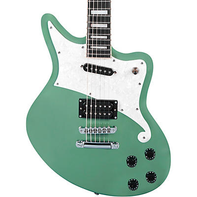 D'Angelico Premier Series Bedford Electric Guitar with Stopbar Tailpiece