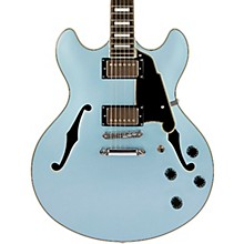 D'Angelico Premier Series DC Boardwalk Semi-Hollow Electric Guitar with Seymour Duncan Humbuckers