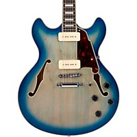 D'Angelico Premier Series DC Boardwalk Semi-Hollow Electric Guitar