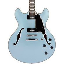 Open BoxD'Angelico Premier Series DC Boardwalk Semi-Hollow Electric Guitar with Seymour Duncan P90s