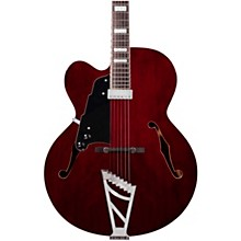 D'Angelico Premier Series EXL-1 Left-Handed Hollowbody Electric Guitar Stairstep Tailpiece