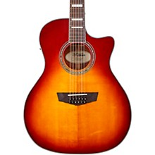 D'Angelico Premier Series Fulton Cutaway Grand Auditorium 12-string Acoustic-Electric Guitar