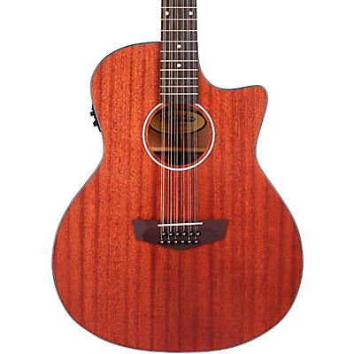 D'Angelico Premier Series Fulton LS Cutaway Grand Auditorium Acoustic-Electric Guitar