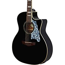 D'Angelico Premier Series Gramercy CS Grand Auditorium Acoustic-Electric Guitar