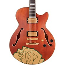 D'Angelico Premier Series Grateful Dead Limited-Edition 50th Anniversary Semi-Hollow Electric Guitar