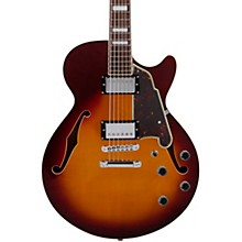 D'Angelico Premier Series Kurt Rosenwinkel SS Semi-Hollow Electric Guitar with Stopbar Tailpiece