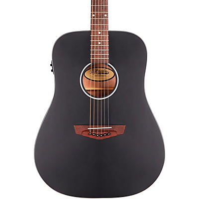 D'Angelico Premier Series Lexington CS Non-Cutaway Dreadnought Acoustic/Electric Guitar