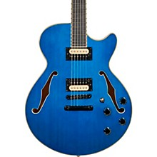 D'Angelico Premier Series SS Fabrizio Sotti Semi-Hollow Electric Guitar