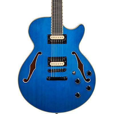 D'Angelico Premier Series SS Fabrizio Sotti Semi-Hollow Electric Guitar